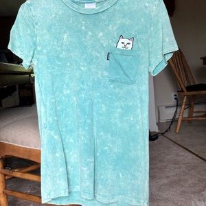 ❗️2 for $15❗️RipNDip Cat Pocket Shirt